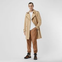 Chelsea, Motif Vintage, Trench Coat Men, Burberry Trench Coat, Casual Boots, Mid Length, Double Breasted, Parka, Man Shop