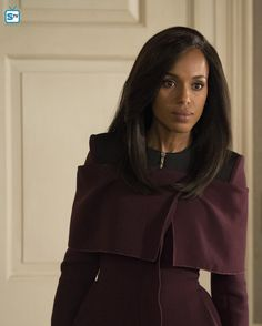 """Olivia Pope (Kerry Washington) in Scandal """"The People v. Olivia Pope Wardrobe, Olivia Pope Outfits, Olivia Pope Style, Scandal Fashion, Fashion Tv, Business Outfits Women, Business Women, Business Attire, Business Style"""