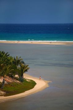 Spain, Canary Islands, Isla de Fuerteventura, Costa Calma by Lonely Planet Images