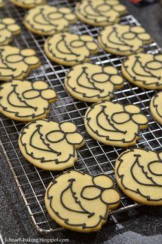 cookie how to Elmo sesame street Elmo Cookies, Fancy Cookies, Iced Cookies, Birthday Cookies, Cupcake Cookies, Sugar Cookies, Cupcakes, Galletas Decoradas Royal Icing, Sesame Street Cookies