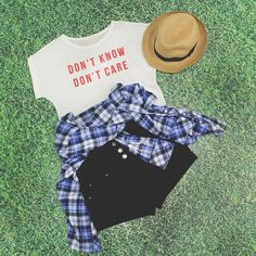 #dontknowdontcare #ootd #ardenelove What's Trending, Outfit Ideas, Cute Outfits, Ootd, Fitness, Closet, Beauty, Fashion, Accessories