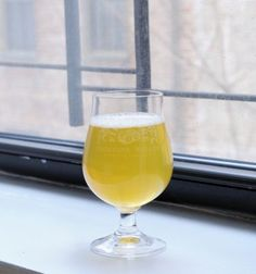 Sour Blond with Apricots – Recipe & Review