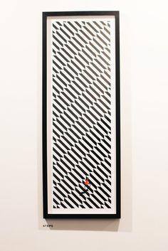 """Hide & Seek """"Steps"""" by Malika Favre"""