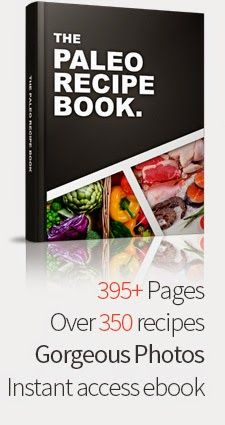 Get the special discount on the famous cooking book paled recipe book.