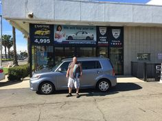 Congratulations to William F on the purchase of his 3rd vehicle with Empire Motors a beautiful #Scion #xB www.empiremotors.org