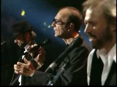 Bee Gees - Night Fever / More Than A Woman (LIVE @ MGM Las Vegas 1997)