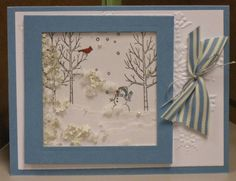 Cathy's Craft Room: Christmas Cards Galore (Front Range Stampers swap 10/2014)