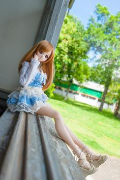 Mirai Suenaga Smart Doll by sinji_chen