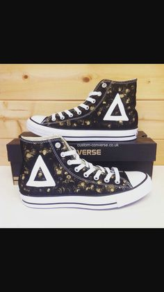 a0a3768f1c8811 Bastille inspired sneakers. Daniela · shoes