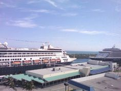 Port Everglades in Fort Lauderdale, FL