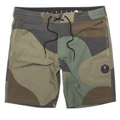 The Froth are functionally cool washed 4-Way stretch boardshorts made with coconut fibers.