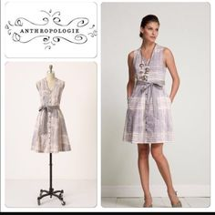 Anthropologie Magnifying Shirtdress Amazing anthro reviews,  excellent condition. More pics soon. Anthropologie Dresses