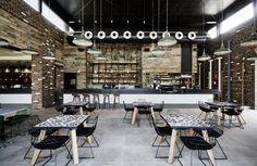 Junction Moama - Studio Nine Architects Separate Ways, White Tiles, Studio, Table, Furniture, Home Decor, Architects, Magazine, Engagement
