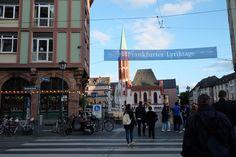 Frankfurt am Main, Alemania. Pepita Estévez