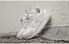 Puma Blaze Disc Swift Tech Hussein Chalayan Triple White For Sale ab8bb10e2
