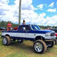 BADASS OBS! #ford #powerstroke #truckporn