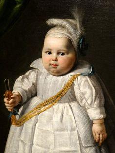 Johannes Paulus #Moreelse- Portrait of a boy (1632).