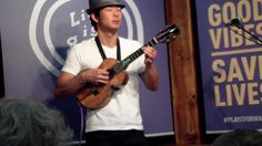 "Jake Shimabukuro performs Adele's ""Rolling in the Deep"" Life is good 201..."