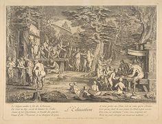 Claude Gillot | Education | The Met