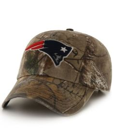 premium selection db42e d4a4b Check out our entire selection of NFL gear, including this Brand New  England Patriots Big Buck Realtree Camouflage Adjustable Cap - Adult, at  Kohl s.