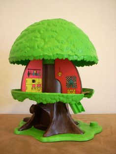 Vintage 1970s General Mills Fun Group Family Tree House Tots Toy Kenner1975   eBay