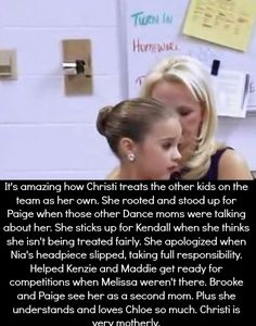 Dance Moms Confessions whoever made this I love you! This explains everything for me!!