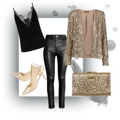 A fashion look from February 2017 featuring Tart blazers, H&M pants and Jimmy Choo pumps. Browse and shop related looks.