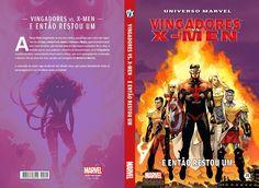 Leituras de BD/ Reading Comics: Lançamento Levoir: Universo Marvel Vol.20 - Vingad...