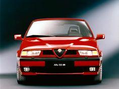Alfa Romeo 155 Q4 (167) '02.1992–03.1995