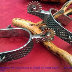 Photos - Google+Please call ...........Bob....1-818-216-2961 to order your custom make spurs
