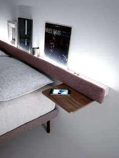 Double bed GROOVE - Caccaro