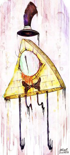These Artists Are Turning Cartoons Into The Creepiest Fanart Ever - Part 2 Gravity Falls Dipper, Gravity Falls Fan Art, Gravity Falls Journal, Fall Drawings, Dark Art Drawings, Gavity Falls, Desenhos Gravity Falls, Mabill, Bipper