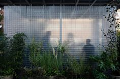 Forests installation by Asif Khan for MINI