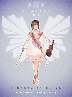 Lindsey Stirling by Terri-Star