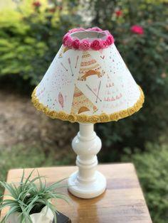 "18"" lamp,tribal lamp,tribal nursery lamp,tepees, pink lamp,white nursery lamp,arrows lamp,baby girl nursery lamp,adventure nursery by HolyChicBoutiqueCo on Etsy"