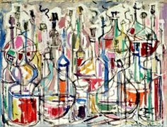 Robert Tatin - La jungle des bouteilles, Nouméa . 1961