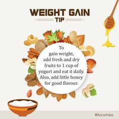 ➡️ Want to gain 💪 weight? effective tip can help you. ✔️ Try this home based remedy to improve your body weight. Also share with others who actually need it. Tips To Gain Weight, Weight Gain Workout, Best Mass Gainer, Best Weight Gainer, Weight Gain Supplements, Ayurvedic Home Remedies, Mass Building, Vegan Nutrition, Body Weight