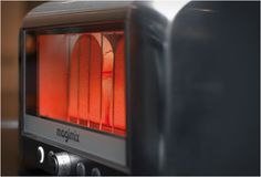 Magimix Vision Toaster is the worlds first see through toaster. $255
