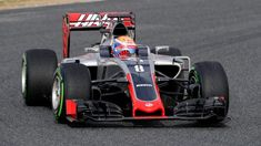 Romain Grosjean (FRA) Haas VF-16 at Formula One Testing, Day One, Barcelona, Spain, Monday 22 February 2016. © Sutton Motorsport Images