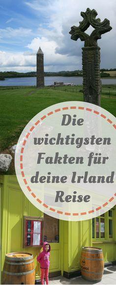 Irland ist ein tolles Reiseziel für Familien. Die Iren sind wahnsinnig kinderlieb und es gibt jede Menge Natur - ideal für Eltern und Kinder. Die wichtigsten Fakten für deine Reise nach Irland gibt es hier.