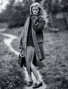 fashion editorials, shows, campaigns & more!: go slow lara: lara stone by bruce weber for the new york times t style mens fall 2014 Bruce Weber, Lara Stone, Editorial Photography, Fashion Photography, Images Instagram, Nature Instagram, Fashion Gone Rouge, Image Fashion, Women's Fashion