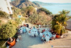 Casa Aventura in upper Conchas Chinas will host weddings for up to 50 guests