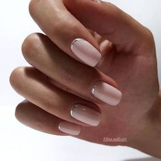 What Do I Need To Know About Shellac Nails Before Trying Them Out? - Shellac Nails: All You Need To Know To Wanna Try Them Out You are in the right place about af - Fancy Nails, Trendy Nails, Cute Nails, My Nails, Shellac Nail Designs, Manicure E Pedicure, Shellac Nails French, Shellac Nails Glitter, Short Nails Shellac