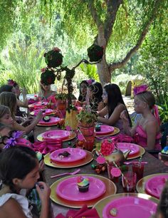 Mad Hatter Tea Party Birthday Party Ideas | Photo 13 of 27 | Catch My Party