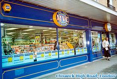 MVC music shop. This used to be my favourite shop.