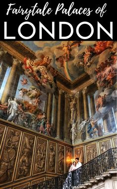 Fairytale palaces of London - What are your favourite European cities? Recently I had chance to visit three of mine when I went t - Europe Destinations, Europe Travel Tips, European Travel, Travel Guide, Ways To Travel, Places To Travel, Places To Visit, Travel Diys, Backpacking Europe