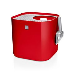 Litter Box Red, $135, now featured on Fab.
