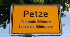 Petze in Niedersachsen.