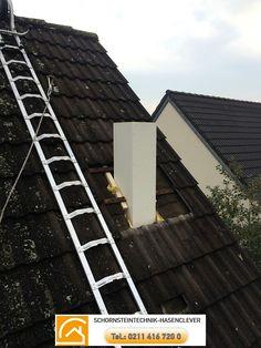 Schornsteintechnik Schornsteinbauteile Hasenclever 5 Mit Sparrenhaltern wird der Schacht im Dach befestigt http://schornsteinbauteile.de/