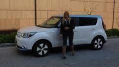 TEST DRIVE KIA SOUL EV  Eco Electric